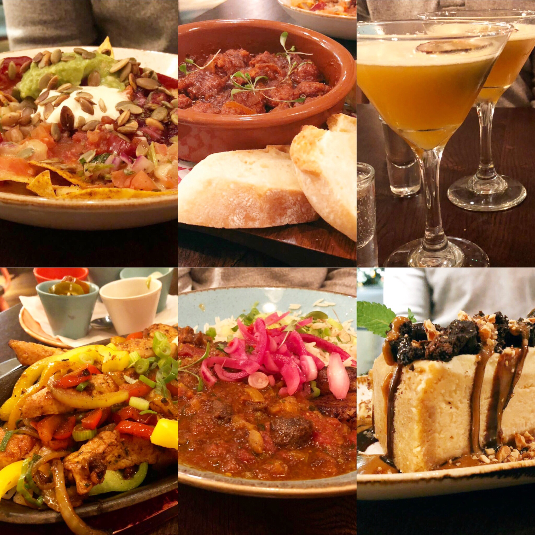Foodie Friday – A Carnival Christmas at Las Iguanas – Even Angels Fall